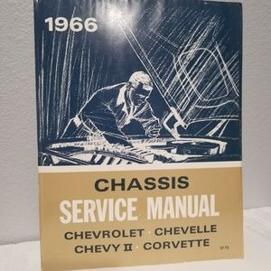 1966 Chevrolet Chassis Service Manual